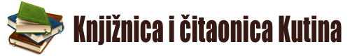 Knjižnica i čitaonica Kutina Logo