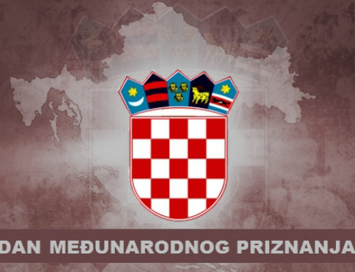28. obljetnica međunarodnog priznanja Republike Hrvatske