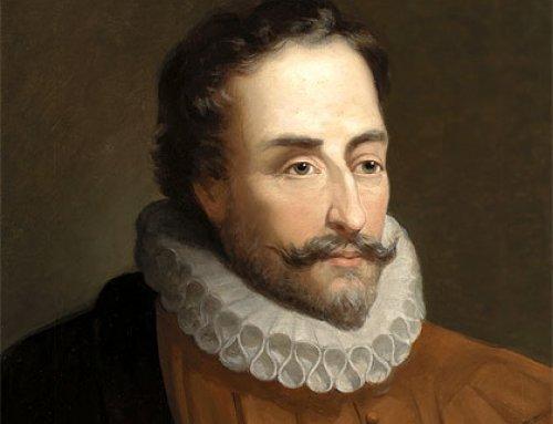 470 godina od rođenja Miguela de Cervantesa