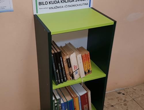 """""""Bilo kuda knjiga svuda"""""""