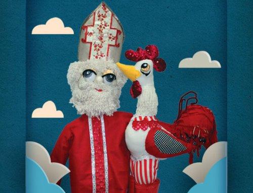 "Lutkarska predstava – ""Sveti Nikola i božićno društvance"""