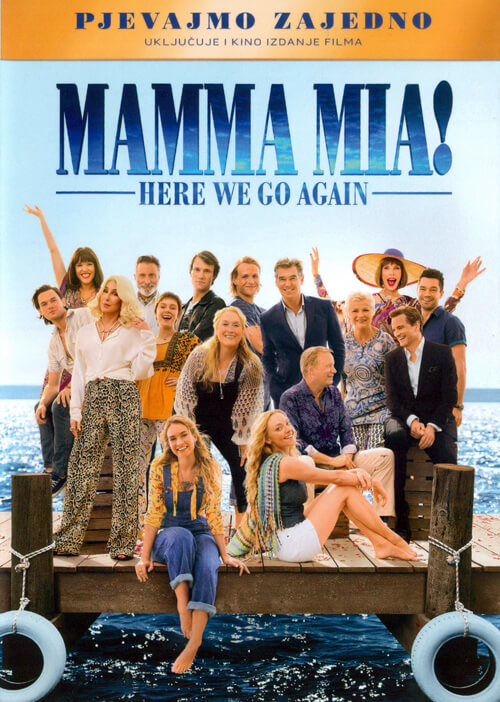 Mamma Mia:Here we go again