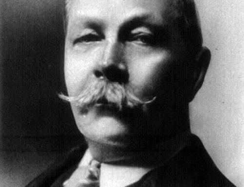 160 godina od rođenja Arthura Conana Doylea