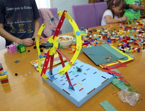 Ljeto u knjižnici za djecu