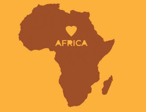 Moje srce za Afriku