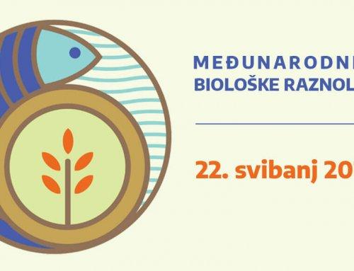 Međunarodni dan biološke raznolikosti i Dan zaštite prirode u Hrvatskoj