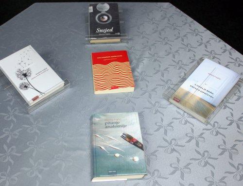Čajanka s knjigom u Mjesecu hrvatske knjige