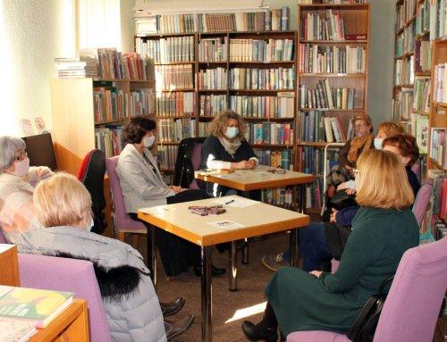 Razgovaraonica u Knjižnici