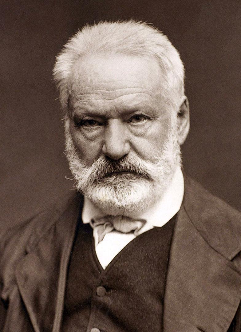 Hugo by Étienne Carjat, 1876