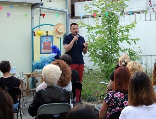 Bruno Šimleša u gostima